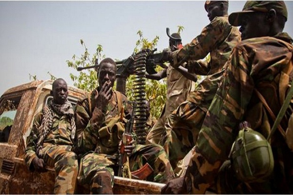 shooting in south sudan killing more than 150