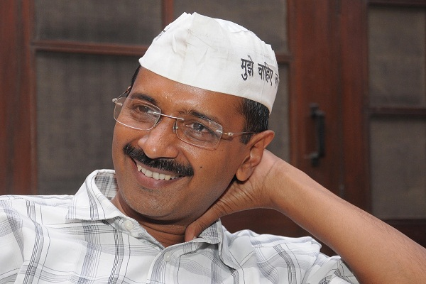 kejriwal politics absorbed in religion