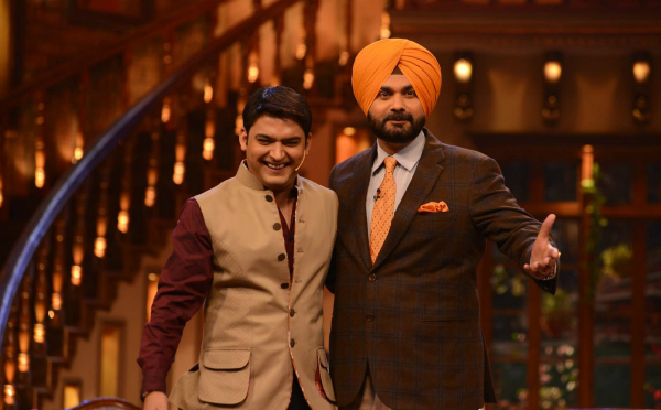 is sidhu now leave the kapil sharma show