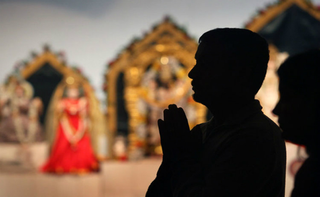 hindu priest hacked to death in bangladesh