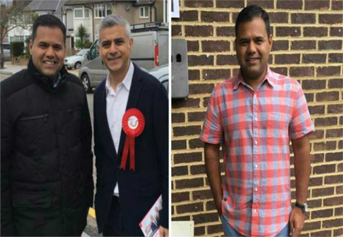 london mayor sadiq khan appoints indianorigin rajesh agarwal as his deputy