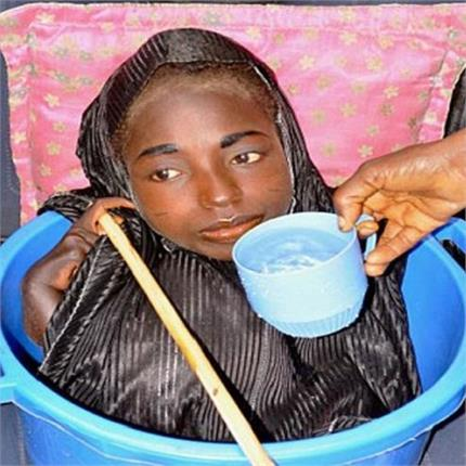 nigeria haruna rhma illness