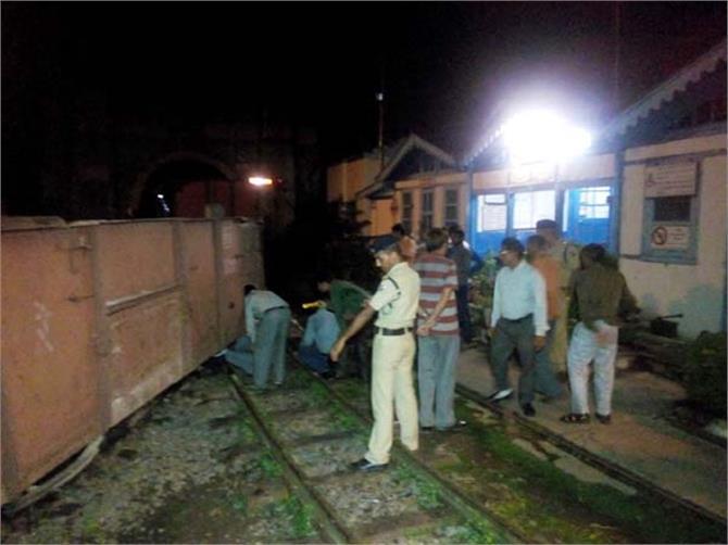 badog train derail
