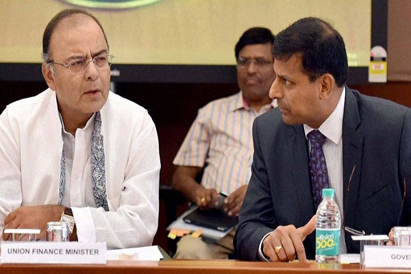rajan s first monetary policy meeting with jaitley