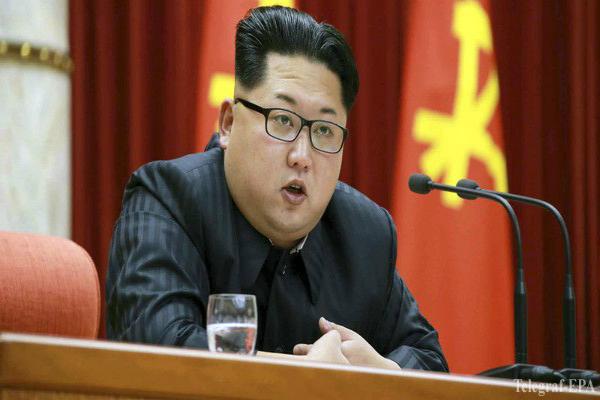 dictator kim jong