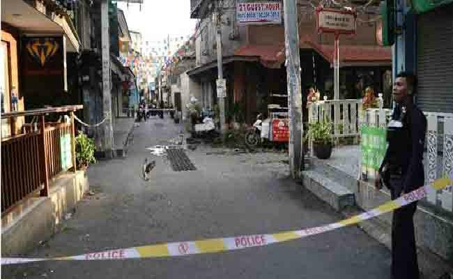 2 blast in thailand