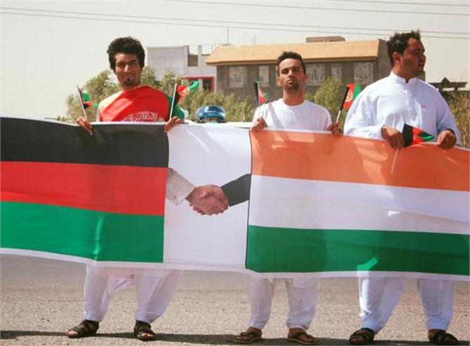 cooperation between india and afghanistan