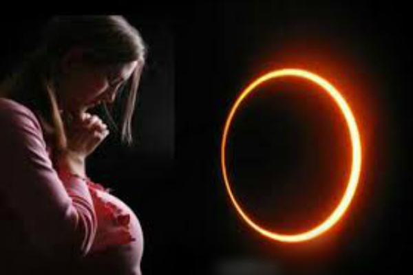 pregnant women solar eclipse