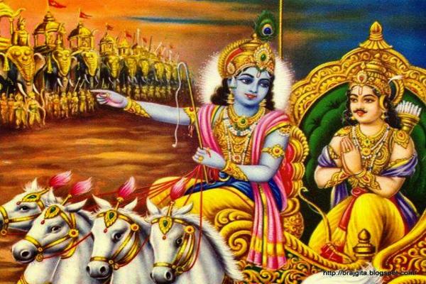 भगवान कृष्ण क्यों बने थे अर्जुन के सारथी जानिए, महाभारत के बाद की बात -  lord krishna