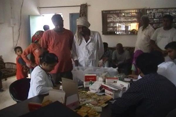 haryana rama sachdeva foundation diseases awareness campaign
