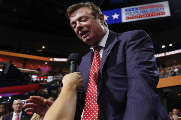 trump campaign chairman manafort resigns after being pushed aside