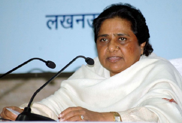 political conspiracy against bsp leaders being under action under posco mayawati