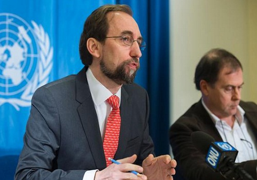 un human rights chief called on india pakistan