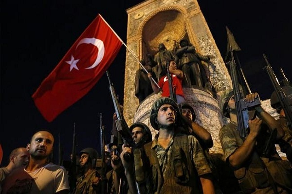 attempted coup in turkey of terrorist infiltration into india turkish minister