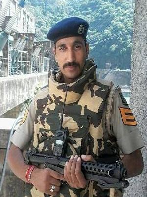 head constable manoj thakur video viral