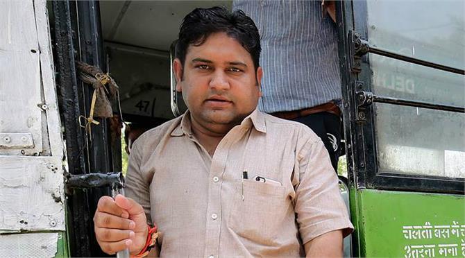 former minister sandeep kumar