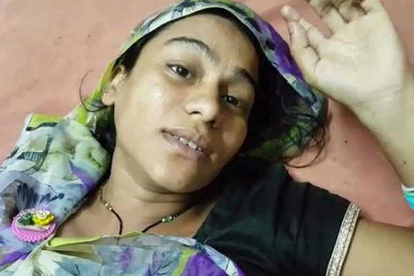 dalit pregnant woman beaten in gujarat denied to clear carcasses