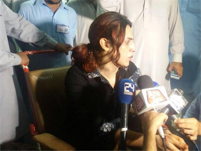 transgender rights activist shot injured in peshawar