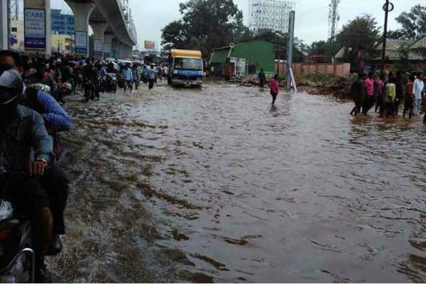 heavy rainfall in andra pradesh andtelegana