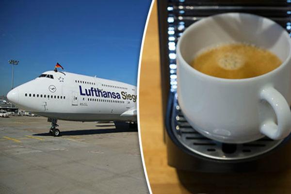 plane declared midair emergency because coffee machine