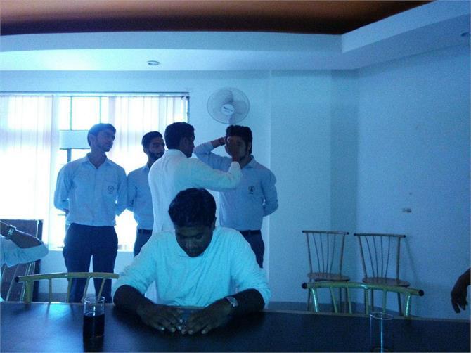 tension over tilak in convent school