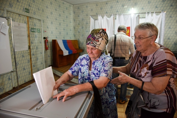 russia voted for a new parliament