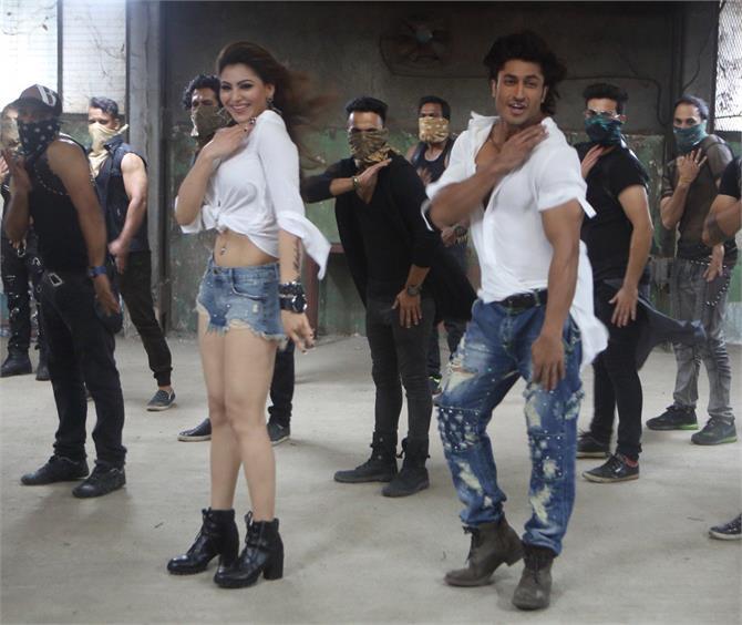 urvashi rautela new song release