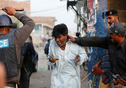pak police that violate human rights