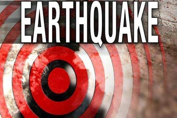 sharp shock of the earthquake in new zealand 7 2 intensity on the richter scale