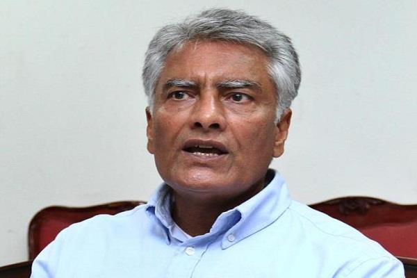 jakhar can become deputy leader in lok sabha