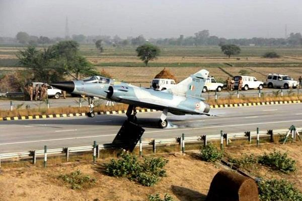 jet airways will fly down on agra express way