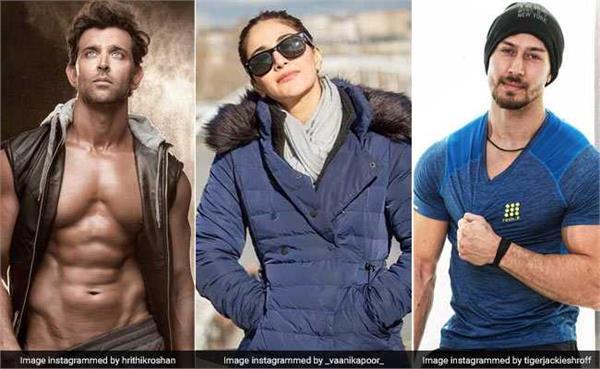 hritik roshan to romance with vaani kapoor in yash raj films next project