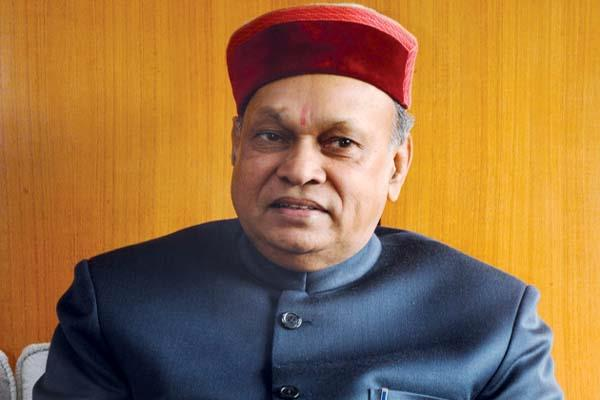 dhumal target on congress  said will not be good with the charity in last time