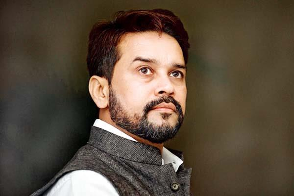 anurag said 5 cabinet meetings in 36 days  government what does want to prove