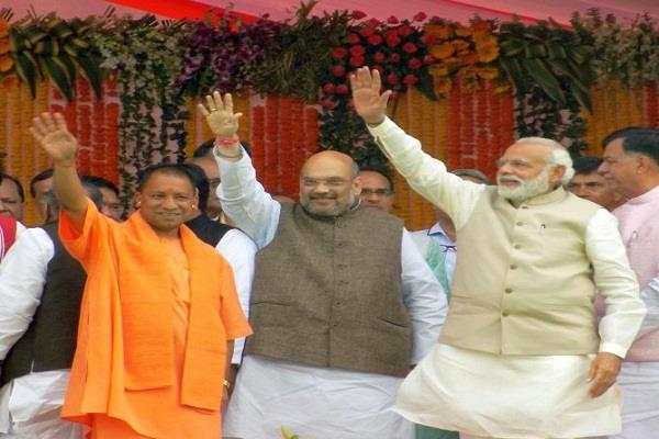 shows of announcements before elections in gujarat