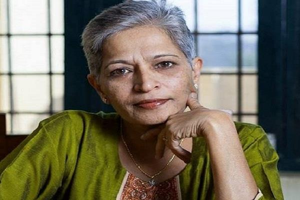 gauri lankesh was a strong voice against social excesses