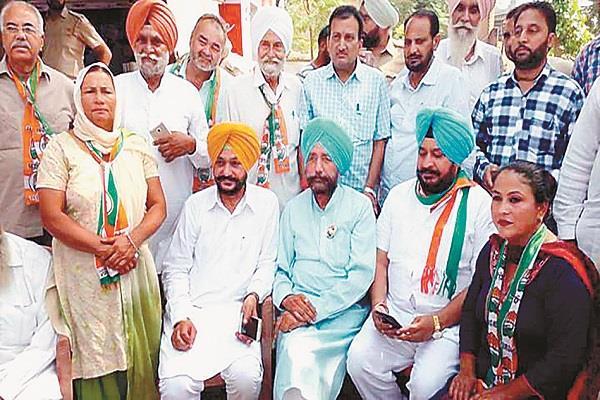 dharmasot meets punjab congress backward cell delegation