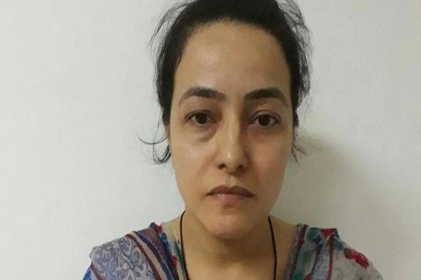 muneer sukhdeep kaurs aunt after seeing honeypreet