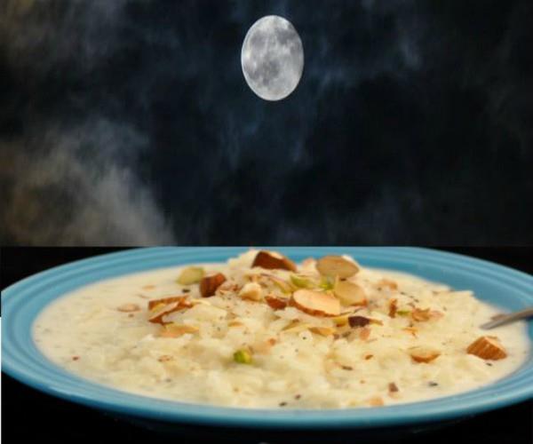 sharad purnima eat kheer