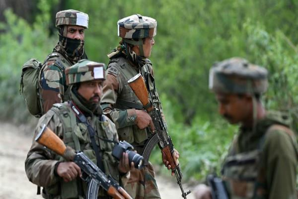 poonch indian troops retaliated to pak firing