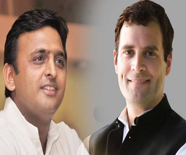 alliance with congress will continue in 2019  akhilesh