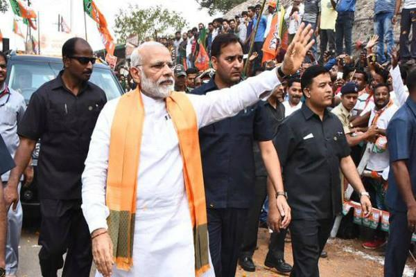survey 85 percent indian believe in modi government