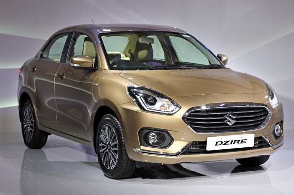 dzire creates new record  1 million cars sold in 5 months