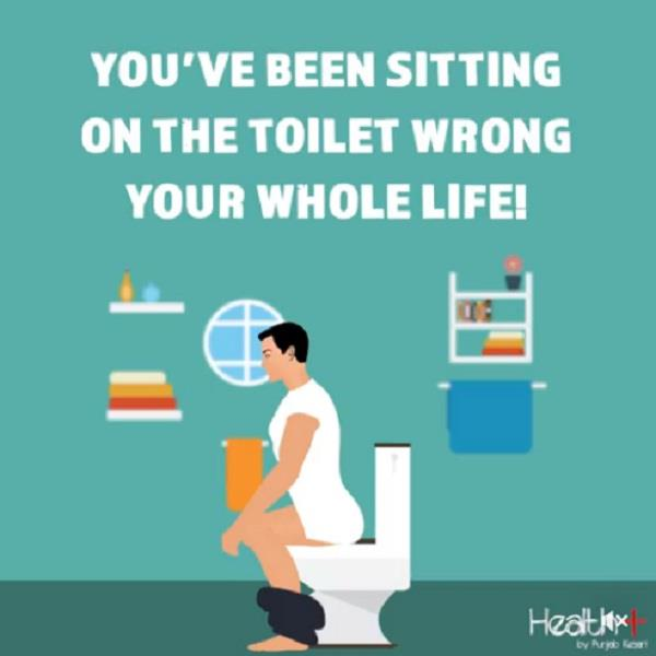 you  ve been sitting on the toilet wrong your whole life