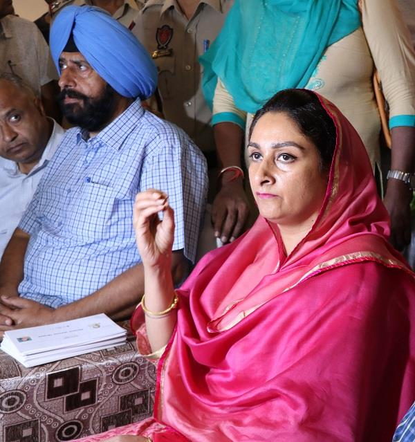 farmers   suicides are a major problem  harsimrat badal