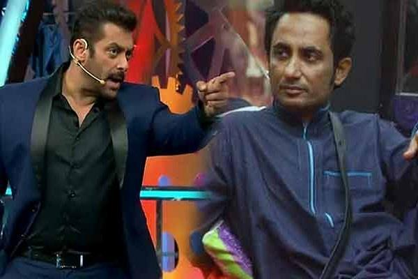 salman khan bigg boss 11 zubair khan fir threatened