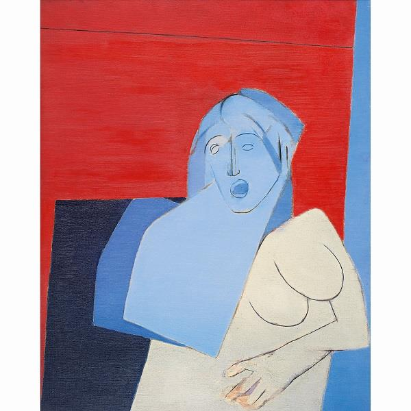 husain  raza and tyeb paintings will auction in london