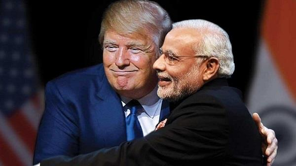 america came to close india against china