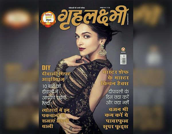 deepika padukone cover page