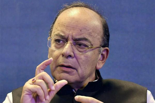 jaitley will discuss real estate to be brought under the purview of gst